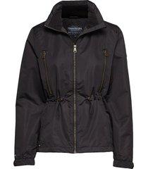ellika outerwear sport jackets zwart tenson