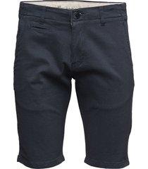 joe chino shorts shorts chinos shorts blå knowledge cotton apparel
