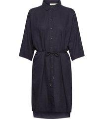 brizaiw dress jurk knielengte blauw inwear
