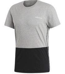 camiseta adidas celebrate the 90s masculina ei5627, cor: cinza claro/preto, tamanho: g