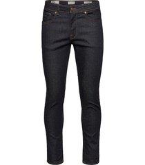 slhslim-leon 6234 db super st jns j noos slimmade jeans blå selected homme