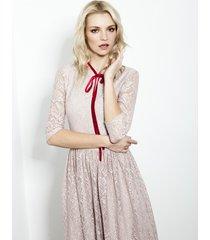 sukienka avril koronkowa