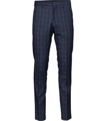 las kostymbyxor formella byxor blå matinique