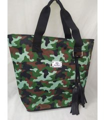 bolso verde daysync bags classic 204