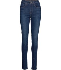 721 high rise skinny out on a skinny jeans blå levi´s women
