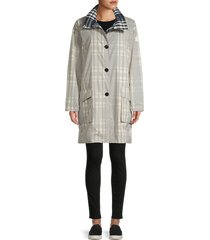 woolrich women's peony coat - sand dune - size m