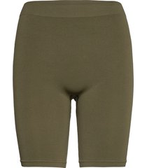 bike shorts.seamless cykelshorts grön helmut lang