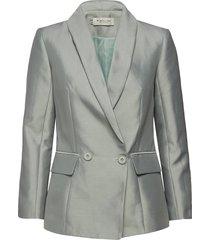 india blazer blazer colbert blauw by malina