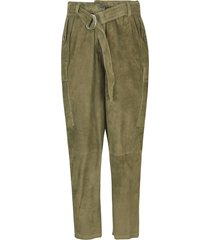 desa 1972 belted cropped trousers
