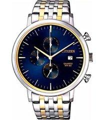 relógio citizen - tz20751a masculino