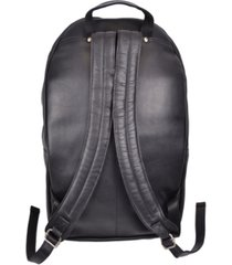 """royce 15"""" laptop backpack in colombian genuine leather"""
