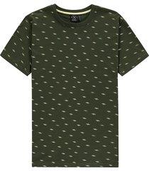 kultivate t-shirt 2001010214 435 ts-ziggy kombu green