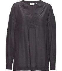 day fan blouse lange mouwen zwart day birger et mikkelsen