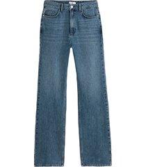 vida jeans med hög midja