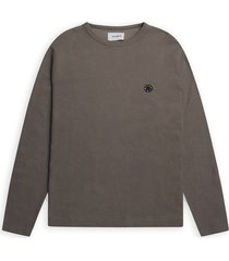 sweater woodbird pong pull sweat style no. 2116-600 brown
