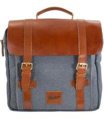 florsheim men's diego canvas backpack