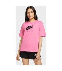 camiseta nike air feminina