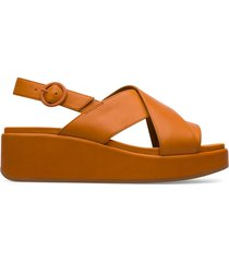 camper misia, sandali donna, arancione , misura 41 (eu), k200985-004