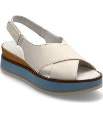 ankle-stap sandal shoes summer shoes flat sandals vit gabor