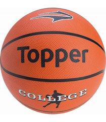 pelota naranja topper college n 7
