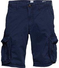 11'''' twill cargo shorts with gapflex shorts casual blå gap