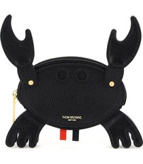 thom browne crab belt pouch