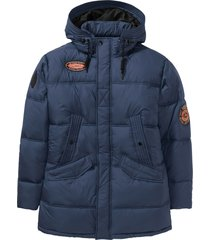 giacca outdoor con cappuccio (blu) - bpc selection