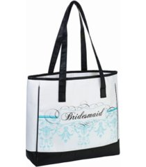 lillian rose bridesmaid tote bag