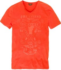 pme legend rood t-shirt