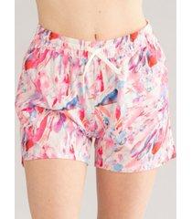 women's printed minerva shorts