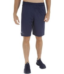 bermuda under armour tech mesh - masculina - azul esc/cinza