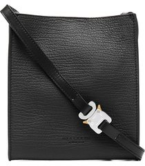 1017 alyx 9sm buckled strap crossbody bag - black