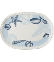 villeroy & boch montauk beachside oval platter