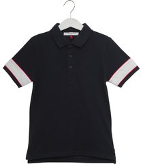 givenchy polo shirt with logo bands