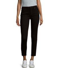 joe's jeans women's mid-rise skinny ankle jeans - noam - size 23 (00)