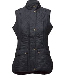 barbour wray gilet vest blauw barbour