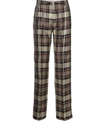 soft trouser wijde broek multi/patroon hope