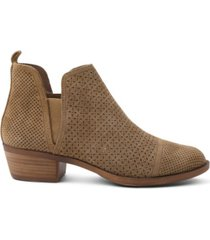 kensie women's glynda bootie women's shoes