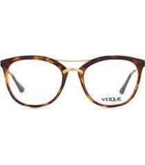 armação óculos de grau vogue drops vo5156l w656-53