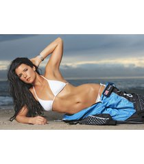 danica patrick bikini beach   2.5 x 3.5 fridge magnet