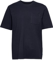 t-shirts t-shirts short-sleeved blå edc by esprit