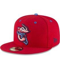 new era jacksonville jumbo shrimp ac 59fifty fitted cap