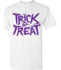 trick or treat tee t-shirt