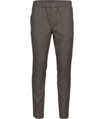 asfred clark pant casual broek vrijetijdsbroek grijs bruuns bazaar