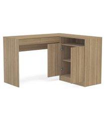 mesa de escritório portugal 2 pt 2 gv castanho