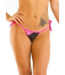 biquini bottom single fluorfirewor feminino