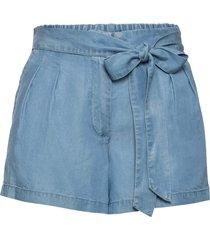 shorts in lyocell tencel® (blu) - bodyflirt