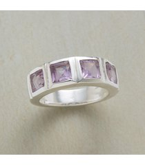 amethyst windows ring