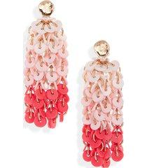 women's bp. ombre drop earrings