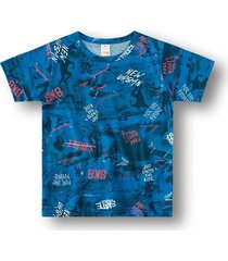camiseta marisol play - 11207488i azul